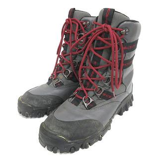 オークリー(Oakley)のオークリー OAKLEY トレッキング ブーツ 登山 アウトドア 28 グレー(ブーツ)