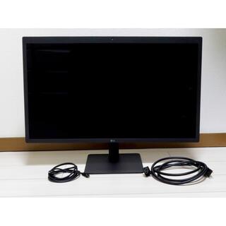 エルジーエレクトロニクス(LG Electronics)のLG 5K ディスプレイ 27MD5KA-B MacBookシリーズに最適!(ディスプレイ)