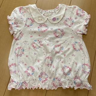 クーラクール(coeur a coeur)のクーラクール Tシャツ95(Tシャツ/カットソー)