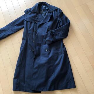 ANAYI - アナイ ライナー付きトレンチコート 紺色