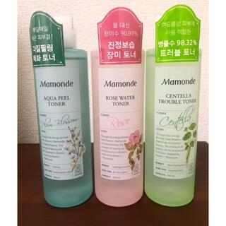 アモーレパシフィック(AMOREPACIFIC)のマモンド  トナー 3種類(化粧水/ローション)