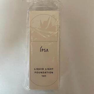 イプサ(IPSA)のイプサ リキッド ライト ファンデーション 101(ファンデーション)