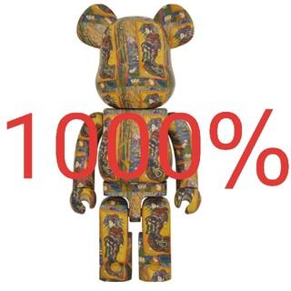 メディコムトイ(MEDICOM TOY)のFRIL様専用 ベアブリック Van Gogh Museum 1000%(その他)