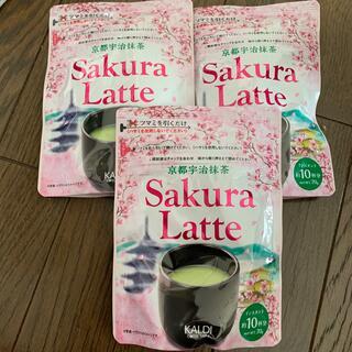 カルディ(KALDI)のKALDI SAKURA Latte(その他)