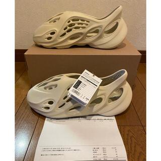 アディダス(adidas)の32.5cm adidas YZY FOAM RUNNER SAND  (スニーカー)