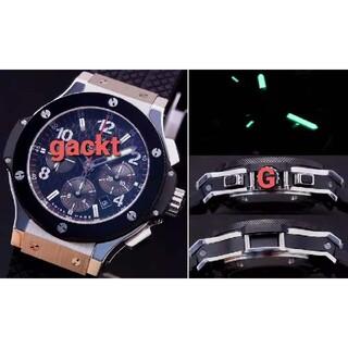 ウブロ(HUBLOT)のH製 BIG SS 4100 Black Dial 自動巻修理用部品(腕時計(アナログ))