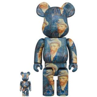 メディコムトイ(MEDICOM TOY)のBE@RBRICK Van Gogh Museum 100% 400% (フィギュア)