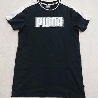 プーマ(PUMA)のプーマ ワンピース(ひざ丈ワンピース)