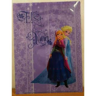ディズニー アナと雪の女王 クリアファイル ダブルポケット (クリアファイル)