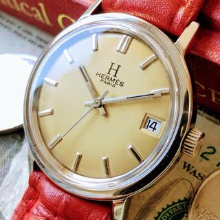 Hermes - #1178【魅力的なデザインと高級感】メンズ 腕時計 エルメス 動作良好