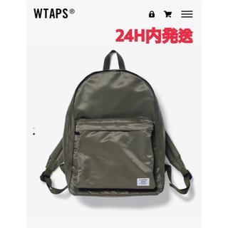 ダブルタップス(W)taps)の21SS WTAPS BOOK PACK BAG OLIVE DRAB(バッグパック/リュック)