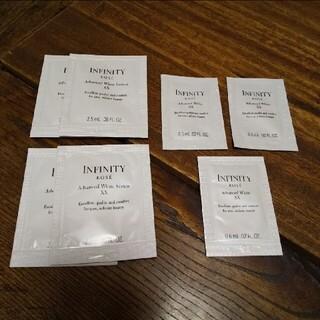 インフィニティ(Infinity)のコーセー インフィニティ アドバンストホワイト サンプル(サンプル/トライアルキット)