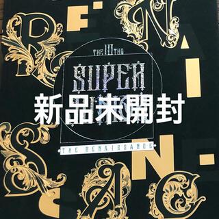 SUPER JUNIOR - super junior 10集アルバム Renaissance