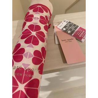ケイトスペードニューヨーク(kate spade new york)のケイトスペード 傘 ピンク(傘)