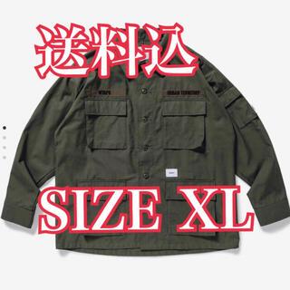 W)taps - 【SIZE XL】Wtaps JUNGLE 02