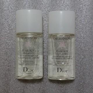 Dior - ディオール スノーブライトニング エッセンスローション