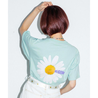 X-girl - 新品完売品タグ付き  X-girl DAISY S/S TEE Tシャツ