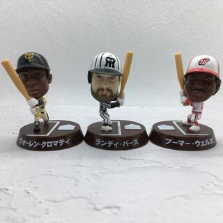 コカ・コーラ - ®️プロ野球『最強 助っ人 フィギュア 3体 セット』非売品【中古】