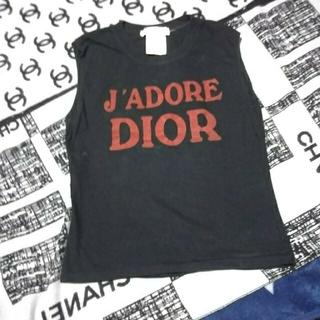 クリスチャンディオール(Christian Dior)の希少✨レア✨Christian Diorタンクトップ✨(タンクトップ)
