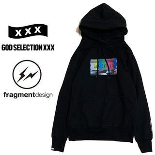 フラグメント(FRAGMENT)のFragment GOD SELECTION コラボ パーカー S フラグメント(パーカー)