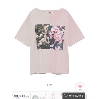 ファーファー(fur fur)のFURFUR 夏 Tシャツ(Tシャツ/カットソー(半袖/袖なし))