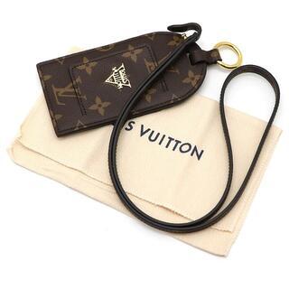 LOUIS VUITTON - LOUIS VUITTON ネックストラップ付 ID カードケース A4202