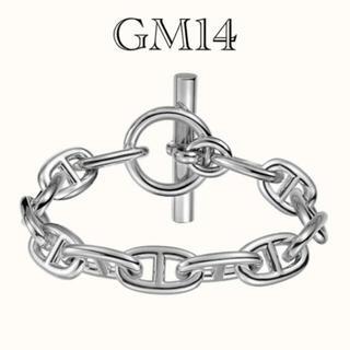 エルメス(Hermes)の《新品》シェーヌダンクル GM14 ゴールデンサイズ(ブレスレット)