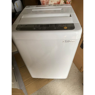 Panasonic - 奈良発 2019年製 パナソニック 少し余裕の 6kg洗濯機 NA-F60B12