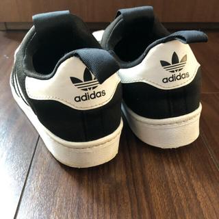 アディダス(adidas)のadidasスリッポン 20cm(スリッポン)