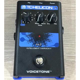 TC・HELICON VOICETONE H1 ハーモニーエフェクトペダル(エフェクター)