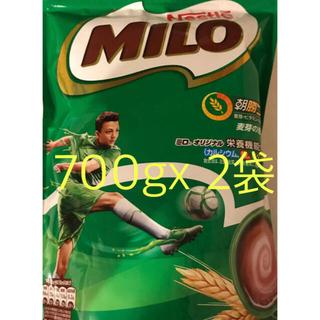 Nestle - ☆新品未開封 ネスレ ミロ オリジナル 700gx2袋 Nestle
