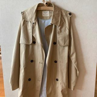 ZARA KIDS - 送料込み 美品ZARAザラキッズ160cmトレンチコートジャケット上着春女の子