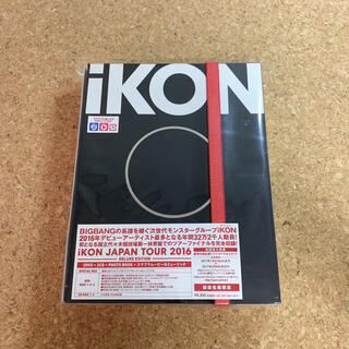 iKON - iKON JAPAN TOUR 2016 DVD 美品 DVD+CD