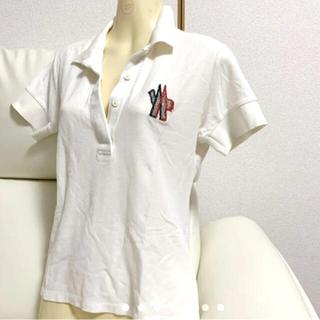 モンクレール(MONCLER)のモンクレール ポロシャツ レディース(ポロシャツ)