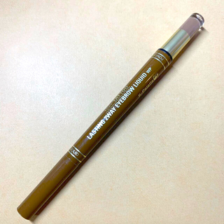 ケーパレット(K-Palette)のK-パレット アイブロウリキッド 01  ライトブラウン 中古品(パウダーアイブロウ)