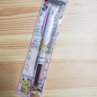 ポケモン(ポケモン)のピカチュウ&イーブイ3色ボールペン(ペン/マーカー)