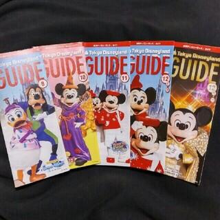 ディズニー(Disney)のディズニーランドGUIDE(5部) 2002(アート/エンタメ/ホビー)