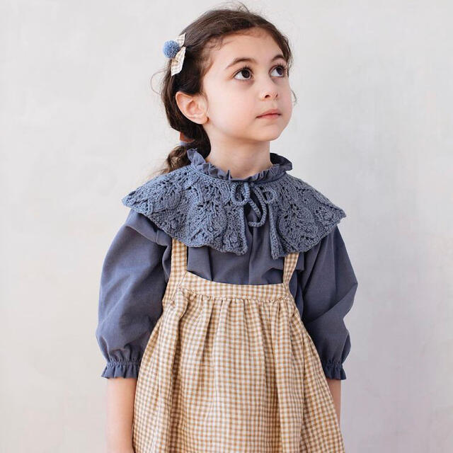 Caramel baby&child (キャラメルベビー&チャイルド)のsoor ploom  6y キッズ/ベビー/マタニティのキッズ服女の子用(90cm~)(スカート)の商品写真