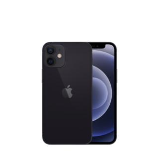 アップル(Apple)の【カナダ版】iPhone 12mini ブラック 256GB SIMフリー交渉可(スマートフォン本体)