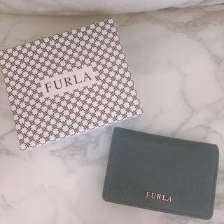 Furla - フルラ 名刺入れ FURLA