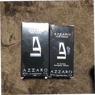 アザロ(AZZARO)の未使用 azzaro 香水 30ml 2本(香水(男性用))