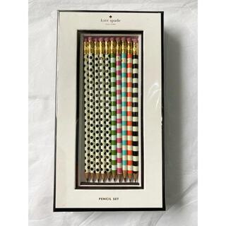 ケイトスペードニューヨーク(kate spade new york)の【新品未使用】ケイトスペードニューヨーク鉛筆10本(鉛筆)