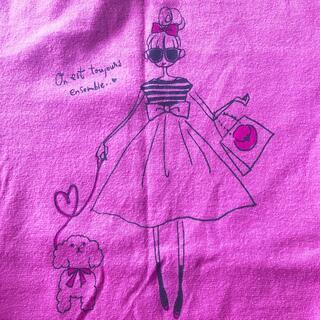 サンカンシオン(3can4on)の3can4on 女の子 (Tシャツ/カットソー)