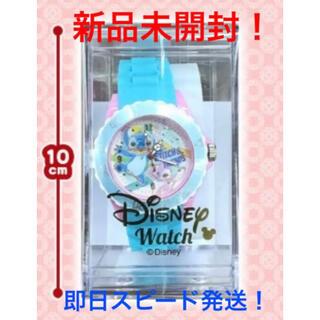 スティッチ(STITCH)の新品未開封 ディズニー スティッチ ダイバー ウォッチ 腕時計 Disney(腕時計)