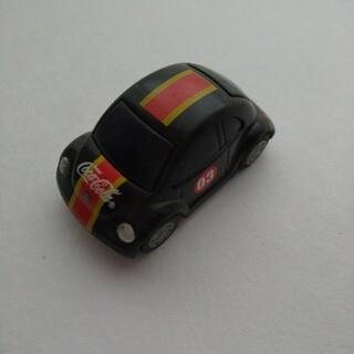 フォルクスワーゲン(Volkswagen)のコカ・コーラ 付属 ミニチョロQ ビートル(ミニカー)