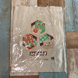 バンダイナムコエンターテインメント(BANDAI NAMCO Entertainment)の☆【非売品】パックマン/トートバッグ(ノベルティグッズ)