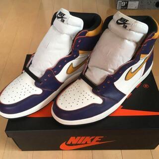 新品未使用 Nike SB Air Jordan 1 LA to CHICAGO(スニーカー)