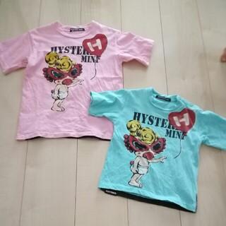 ヒステリックミニ(HYSTERIC MINI)の8、9Tシャツ(その他)