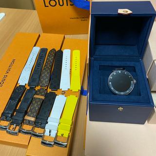 ルイヴィトン(LOUIS VUITTON)の【専用】60万円相当 タンブールホライゾンV2(腕時計(デジタル))