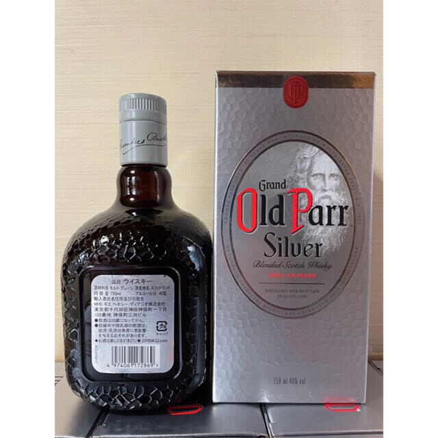 アサヒ(アサヒ)のオールドパー 12本 食品/飲料/酒の酒(ウイスキー)の商品写真